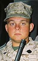 Navy Hospitalman Dustin K. Burnett