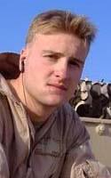 Marine Sgt. Brandon C. Bury