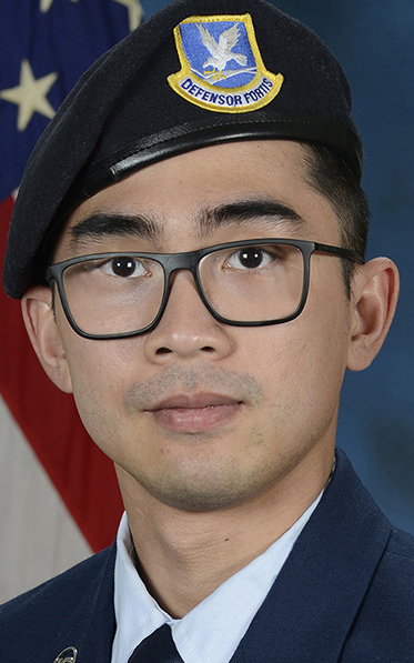 Air Force Senior Airman Jason Khai Phan