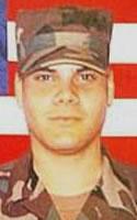 Army Sgt. Carlos M. Camacho-Rivera