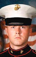 Marine Lance Cpl. Carl L. Raines II