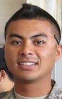 Army Sgt. Carlo F. Eugenio
