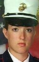 Marine Lance Cpl. Casey L. Casanova
