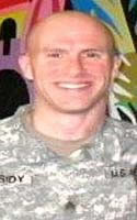 Army Capt. Michael P. Cassidy