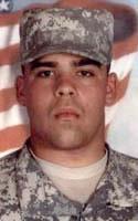 Army Spc. Andrew J. Castro