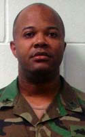 Navy Information Systems Technician 1st Class Sean L. Caughman