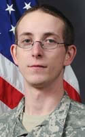 Army Spc. George W. Cauley