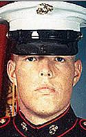 Marine Lance Cpl. Chad R. Hildebrandt