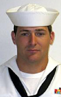 Navy Explosive Ordnance Disposal Technician 1st Class Chad R. Regelin