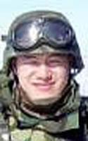 Army Spc. Doron  Chan