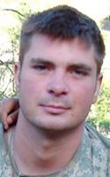 Army Sgt. Charles J. McClain