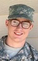 Army Pfc. Charles P. McClure