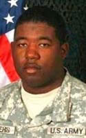 Army Sgt. Brock H. Chavers