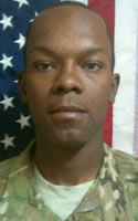 Army Spc. Chazray C. Clark