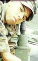 Army Sgt. Steven  Checo