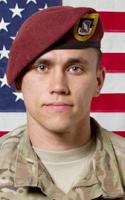 Army Pfc. Christian R. Sannicolas