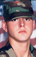 Army Pfc. Christopher T. Blaney