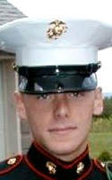 Marine Cpl. Christopher D. Bordoni