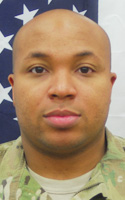 Army Staff Sgt. Christopher  Brown