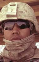 Marine Lance Cpl. Christopher L. Camero