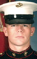 Marine Cpl. Christopher E. Esckelson