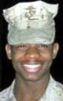 Marine Lance Cpl. Christopher O. Grant