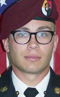 Army Spc. Christopher A. Landis