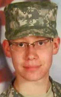 Army Spc. Christopher A. Patterson