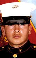 Marine Sgt. Christopher S. Perez