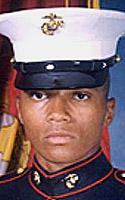 Marine Lance Cpl. Christopher M. Poston