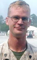 Marine Sgt. Christopher M. Wrinkle