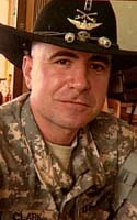 Army Chief Warrant Officer 3 Donald V. Clark