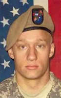 Army Sgt. Joel D. Clarkson