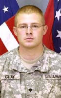 Army Sgt. James M. Clay