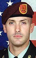 Army Staff Sgt. John J. Cleaver