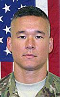 Army 1st Lt. Clovis T. Ray