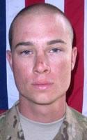 Army Pfc. Cody G. Baker