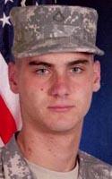 Army Pfc. Cody R. Norris