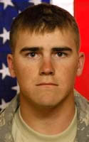 Army Spc. Chad D. Coleman