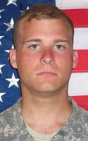 Army Spc. Justin D. Coleman