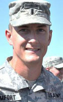 Army Capt. Kyle A. Comfort
