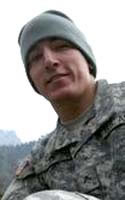 Army Pfc. Nicholas S. Cook