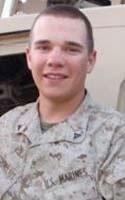 Marine Lance Cpl. Kevin M. Cornelius