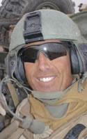 Marine Sgt. Maj. Robert J. Cottle
