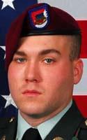 Army Spc. Jason N. Cox