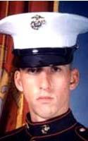 Marine Lance Cpl. Layton Bradly Crass
