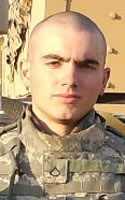 Army Cpl. Duncan Charles Crookston