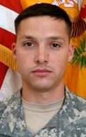 Army 1st Lt. Timothy W. Cunningham