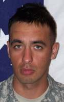 Army Spc. Michael A. Dahl Jr.