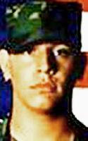 Army Spc. Damien M. Montoya